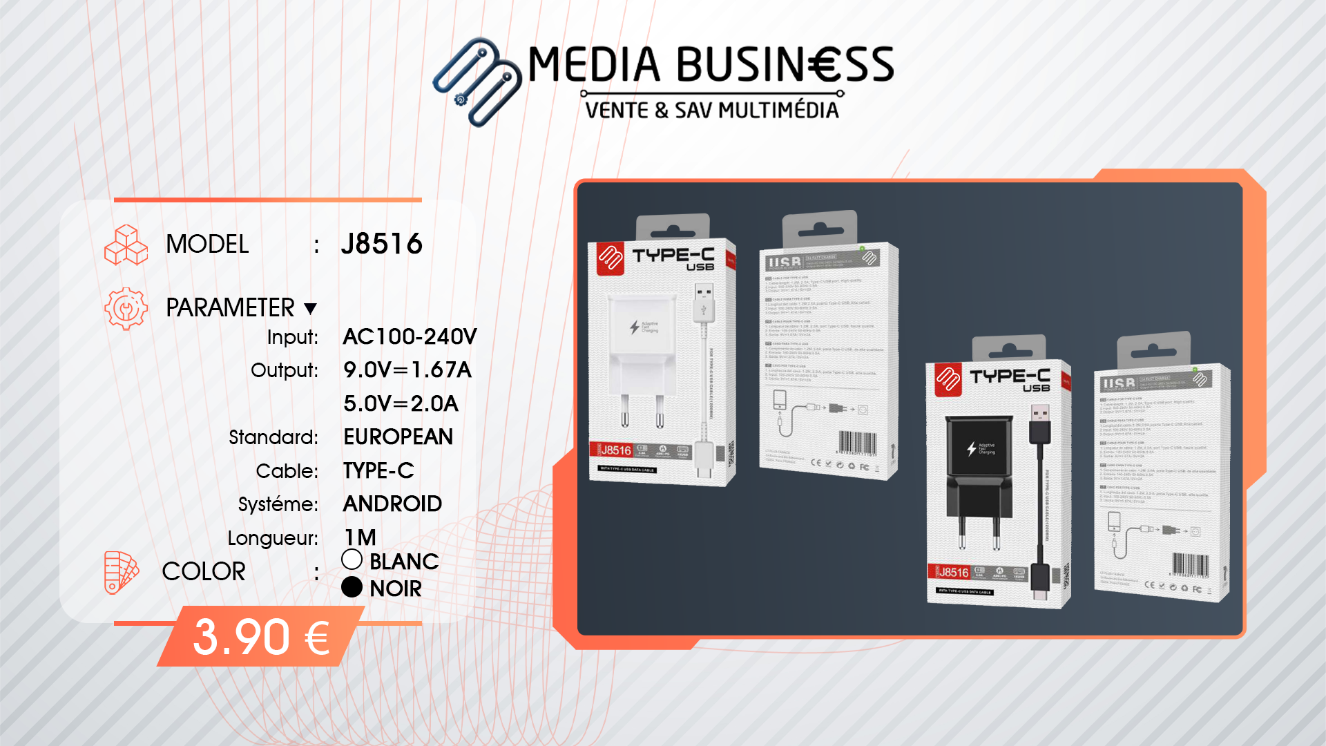 J8516 MEDIA BUSINESS SCHILTIGHEIM