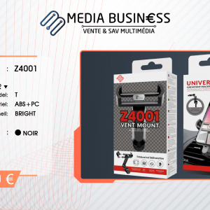 Z4001 MEDIA BUSINESS SCHILTIGHEIM